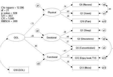 مدل سازی معادلات ساختاری و تحلیل مسیر